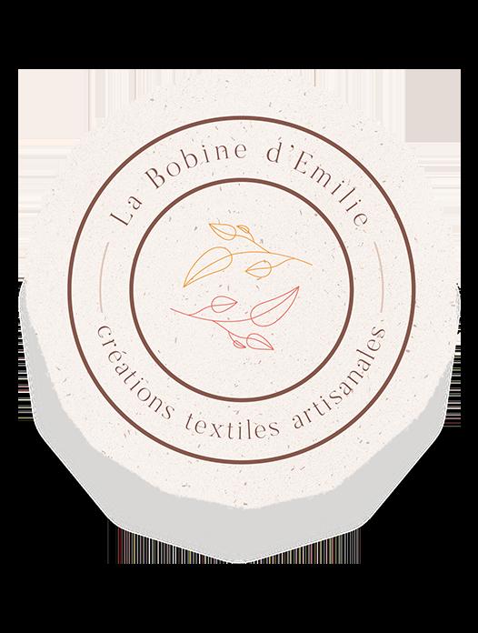 Badge La Bobine d'Emilie