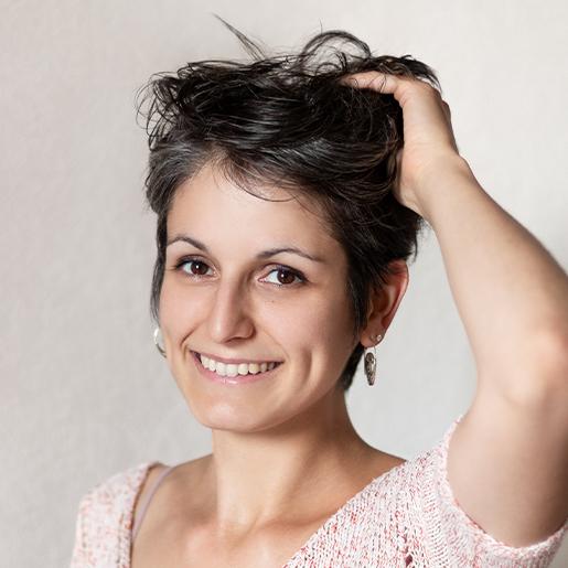 Portrait d'Emilie, artisane créative